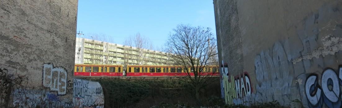Berlin 10247 - Gürtelstraße 38 • Baulücke