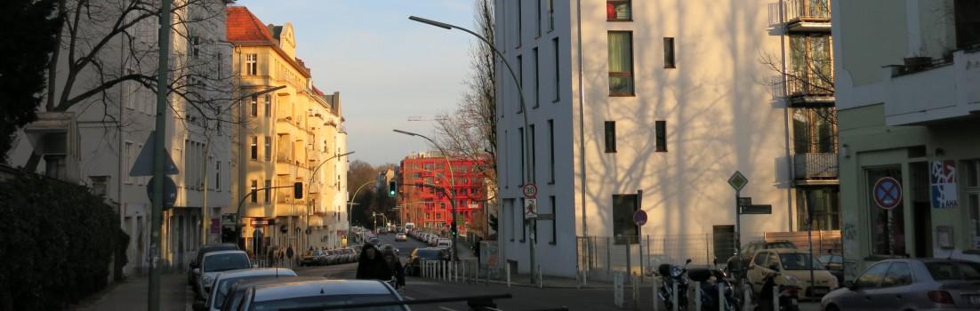 Berlin 10829 - Monumentenstraße
