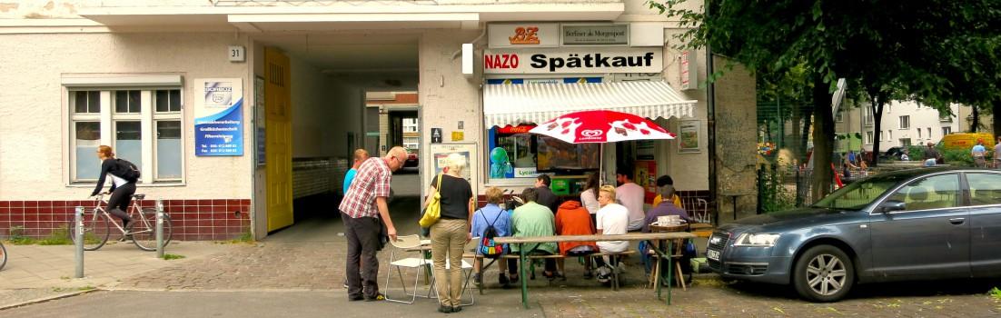 Berlin 12047 - Lebensraum Straße