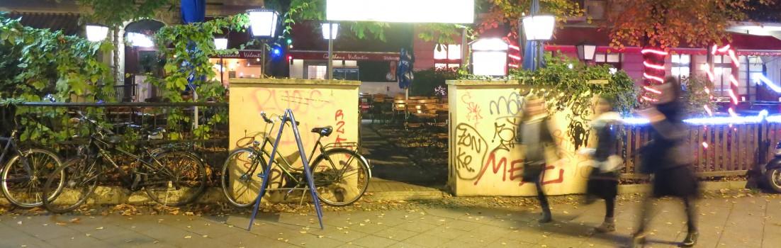 Berlin 10967 - Hasenheide 49, Gasthaus Valentin
