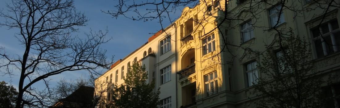 Berlin 10585 - Gierkezeile