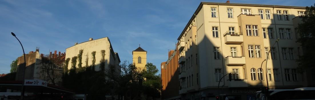 Berlin 10585 - Schustehrusstraße/Kaiser-Friedrich-Straße
