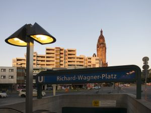 Berlin 10585 - Richard-Wagner-Platz