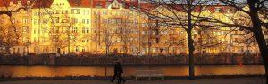 Berlin 14059 - Bonhoefferufer ggü. Charlottenburger Schloßpark