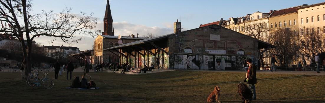 Berlin 10997 - Görlitzer Park