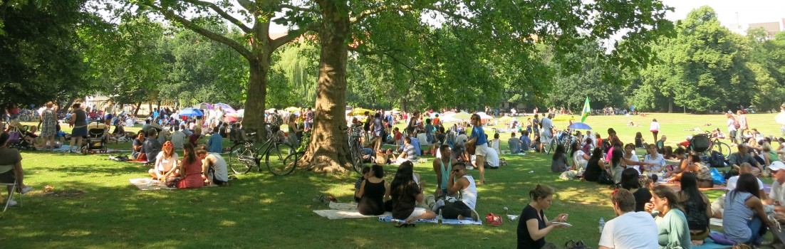 Berlin 10707 - Preußenpark