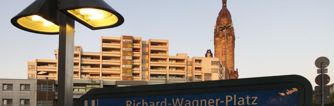 Berlin 10585 - Richard-Wagner-Platz
