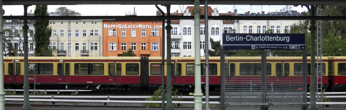 Berlin 10627 - Stuttgarter Platz - S-Bhf Charlottenburg