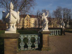 Berlin 14059 - Charlottenburger Schloßpark
