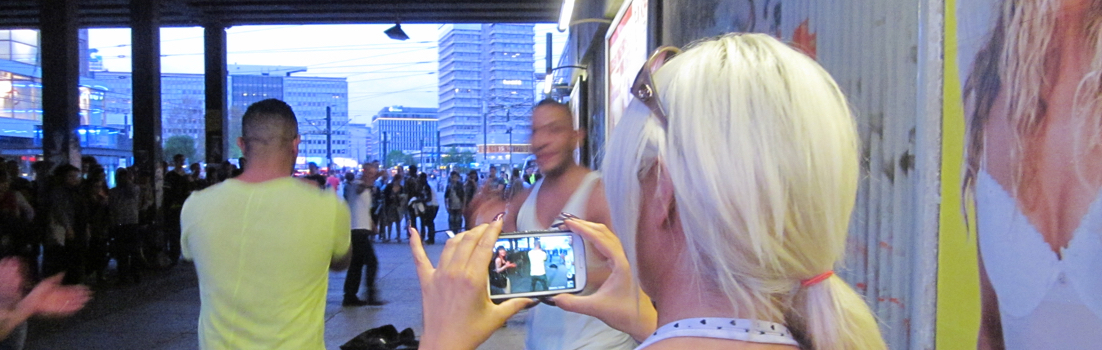 Berlin 10178 - Alexanderplatz
